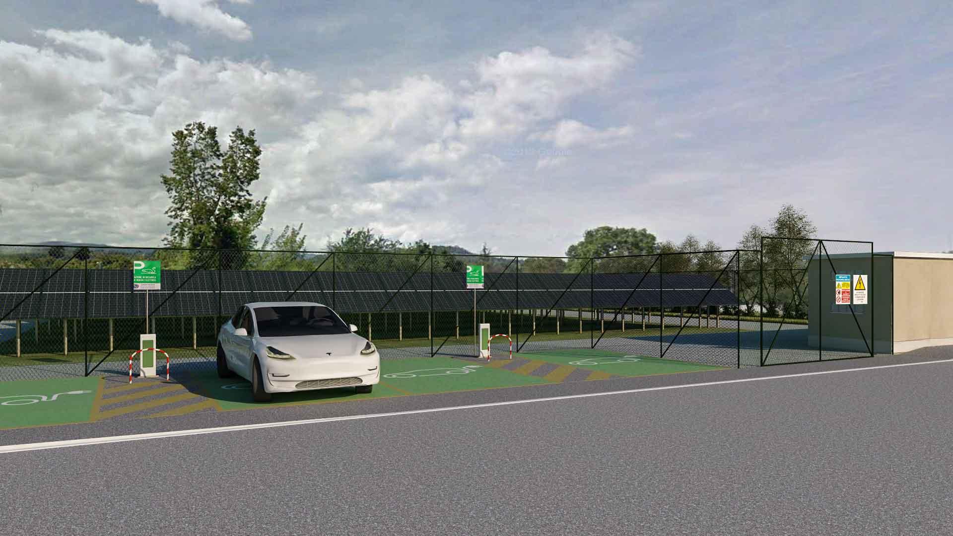 stazione ricarica auto elettrica (3)