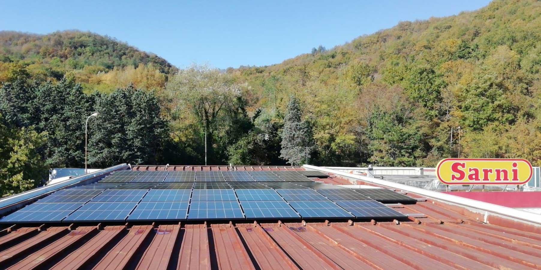 sistemi fotovoltaici su pensilina 5